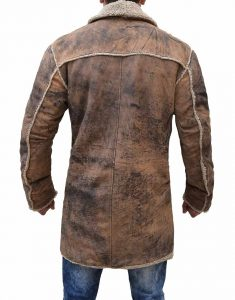 Anson Mount Hell On Wheels Cullen coat jacket