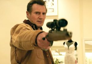 Cold Pursuit Nels Liam Neeson Jacket