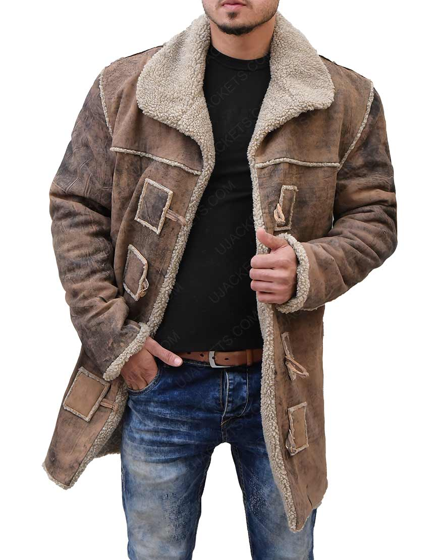 Cullen Bohannon coat