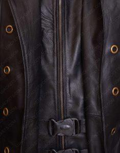 Deus Ex Human Adam Revolution Jensen Black Coat