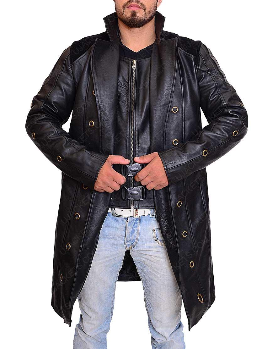 Deus Ex Human Adam Revolution Jensen Coat