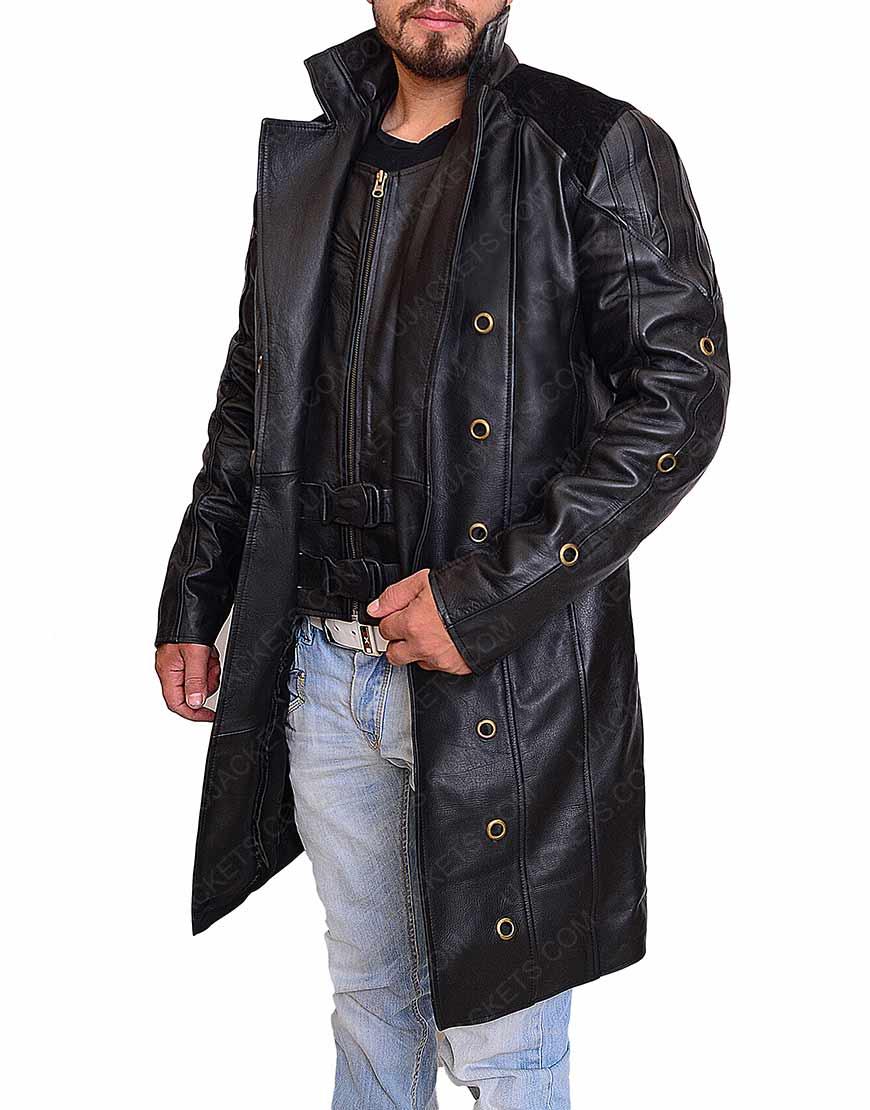 Deus Ex Human coat