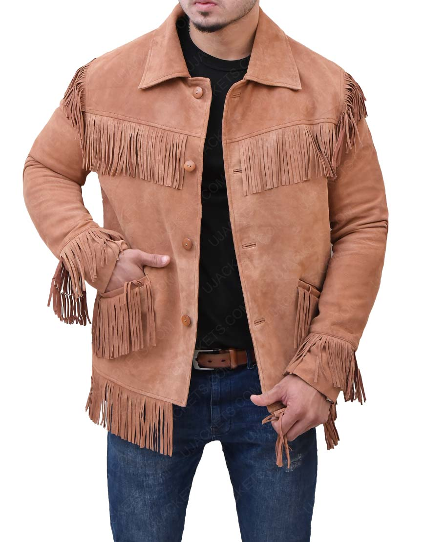 Jon Voight Jacket