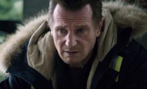 Liam Neeson Parka Coat