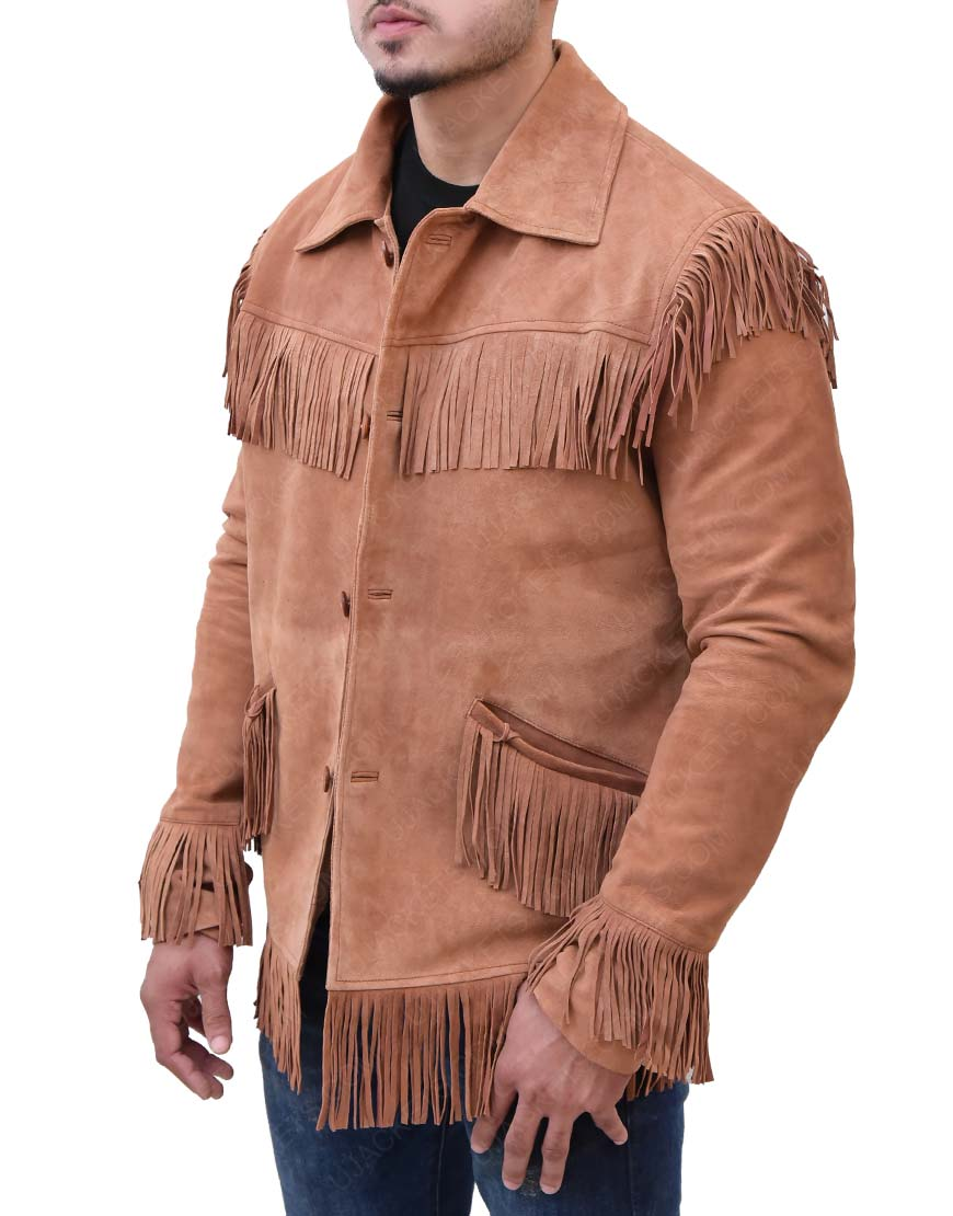 Midnight Cowboy Joe Buck Jacket