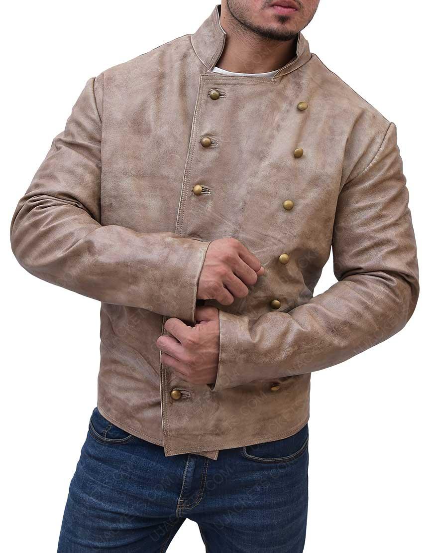 Prince 310 Yuma Charlie Leather Jacket