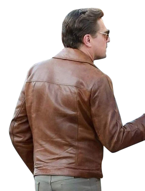 Rick Dalton Leather Jacket