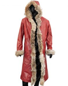 The Christmas Chronicles Santa Claus Kurt Russell Trench Coat