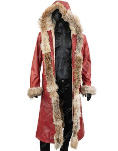 The Christmas Chronicles Santa Claus Trench Coat