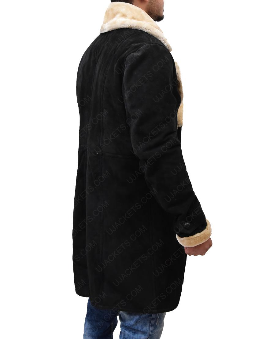 Trevor Jackson shealink Coat