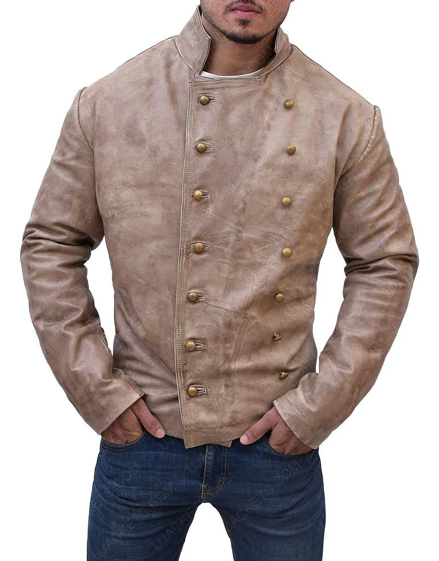 Yuma Charlie Leather Jacket