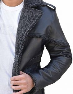 Billy Russo Leather Jacket