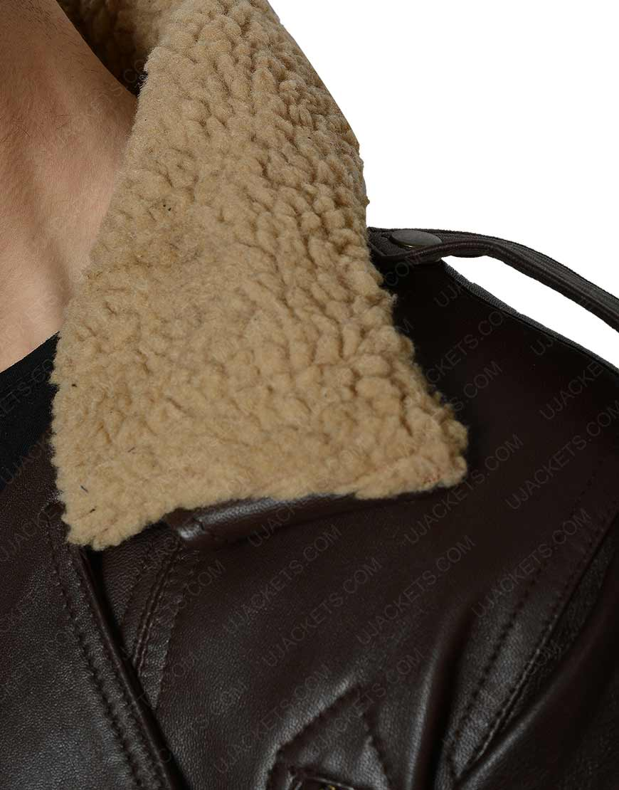 Brown Harry Styles Jacket