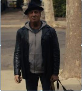 Creed II Stylvester Stallone Rocky Balboa Jacket