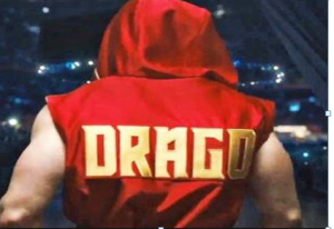 Creed II Viktor Drago Coat Hoodie
