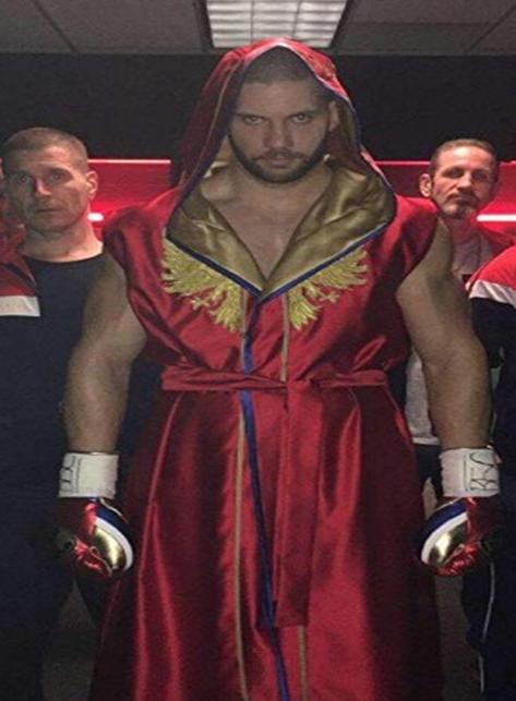Creed II Viktor Drago Coat Hoodie