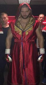 Creed II Viktor Drago Florian Munteanu Coat Hoodie
