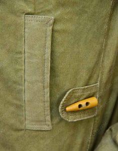 Django Unchained cotton Jacket