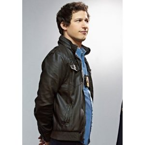 Jake Peralta Leather Jacket