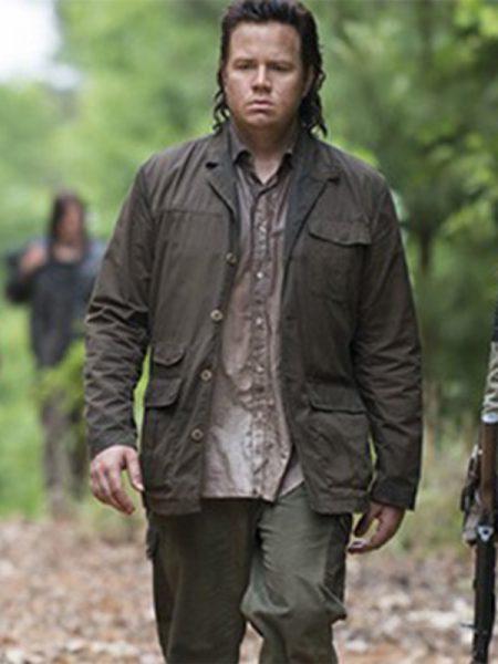 Josh-McDermitt-TV-Series-The-Walking-Dead-Jacket