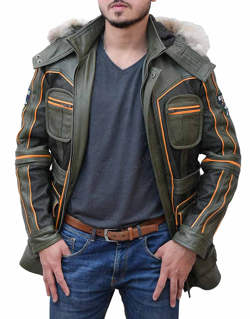 Lost In Space Molly Parker Jacket