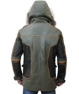 Molly Parker Parka Jacket