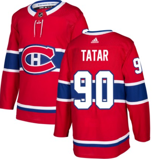 Montreal Canadiens Left wing Tomas Tatar T-shirt
