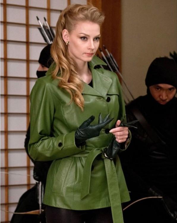 Svetlana Khodchenkova Viper Jacket