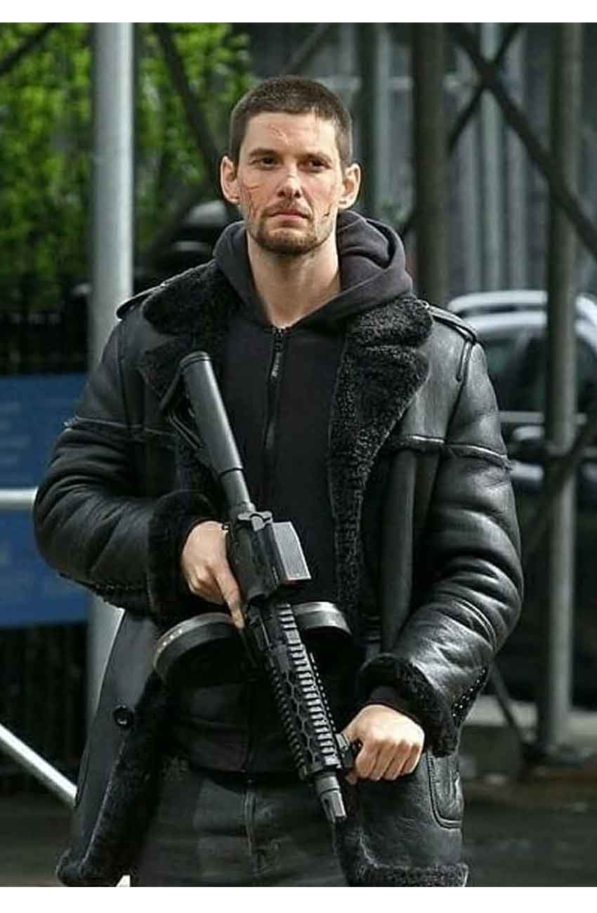 The Punisher 2 Billy Russo Coat