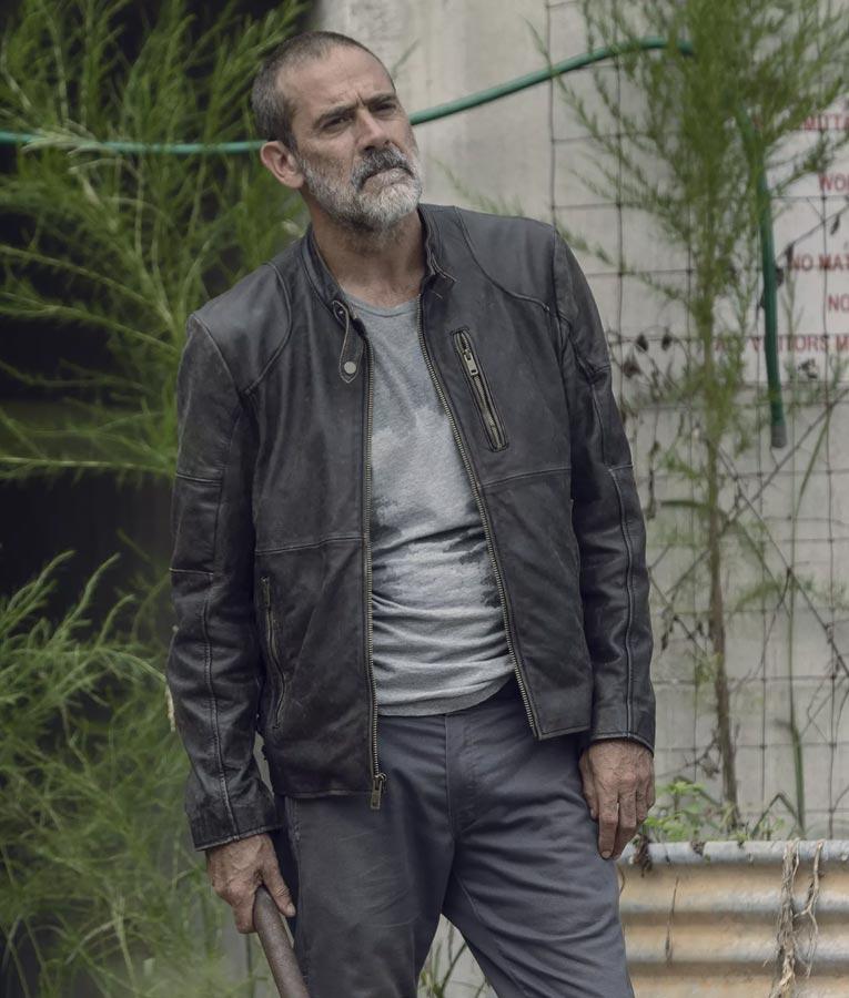 The Walking Dead Negan Season 9 Jacket