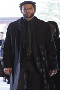 The wolverine Logan Hugh Jackman Coat