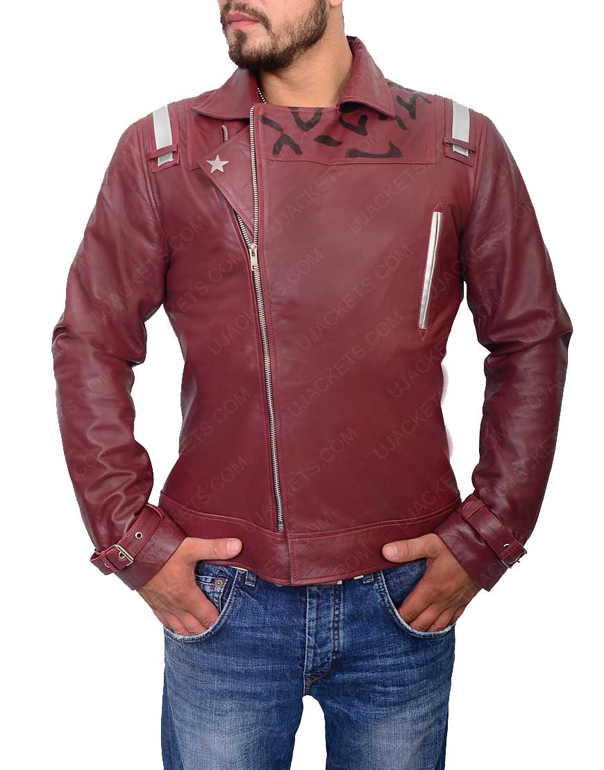Travis Touchdown No More Heroes 2 Jacket