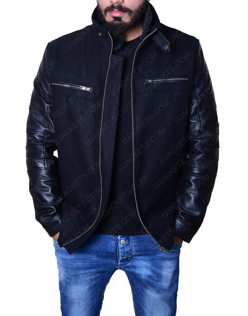Wool Body Jacket