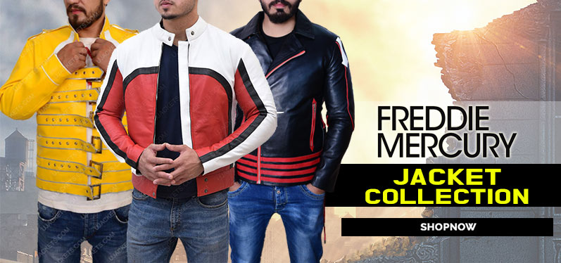 freddie-mercury Jacket Collection