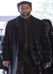 wolverine Logan Hugh Jackman Coat