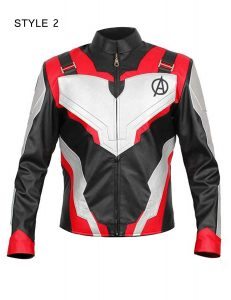 Avengers Endgame Quantum Jacket