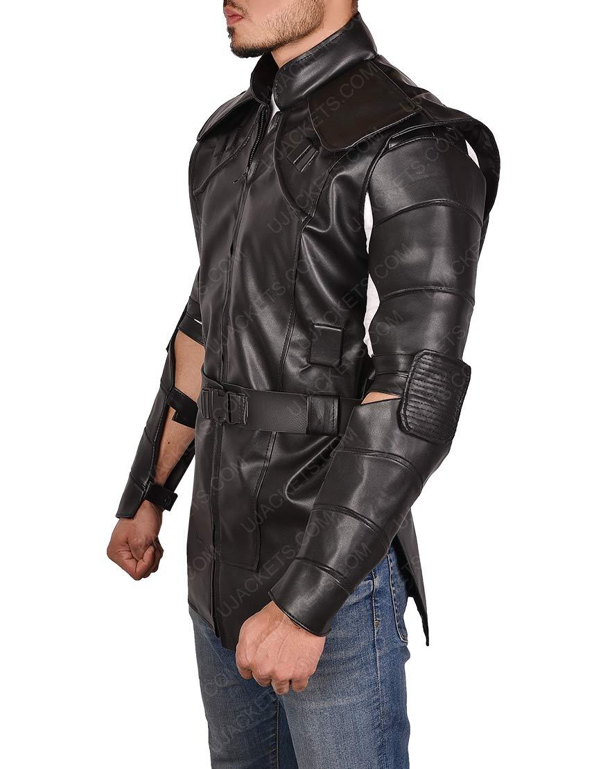 Clint Barton Avenger leather Jacket