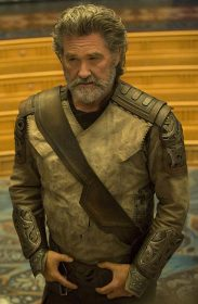 Guardians of The Galaxy Vol. 2 Kurt Russell Leather Jacket