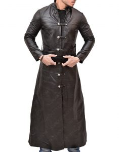 Marco Polo Lorenzo Richelmy Leather Jacket