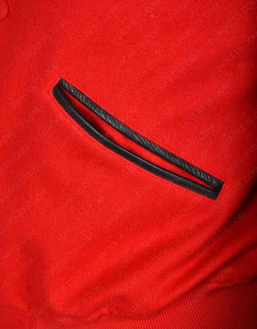 Michael Jackson Leaher Jacket