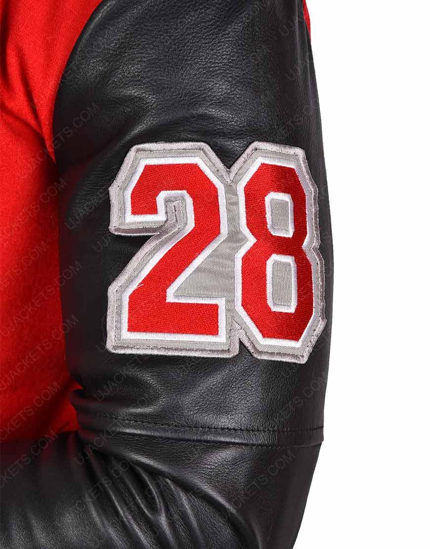 Michael Jackson Varsity Jacket.