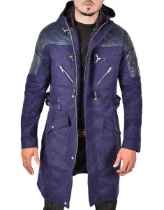 Nero Devil May Cry 5 Black Trench Coat