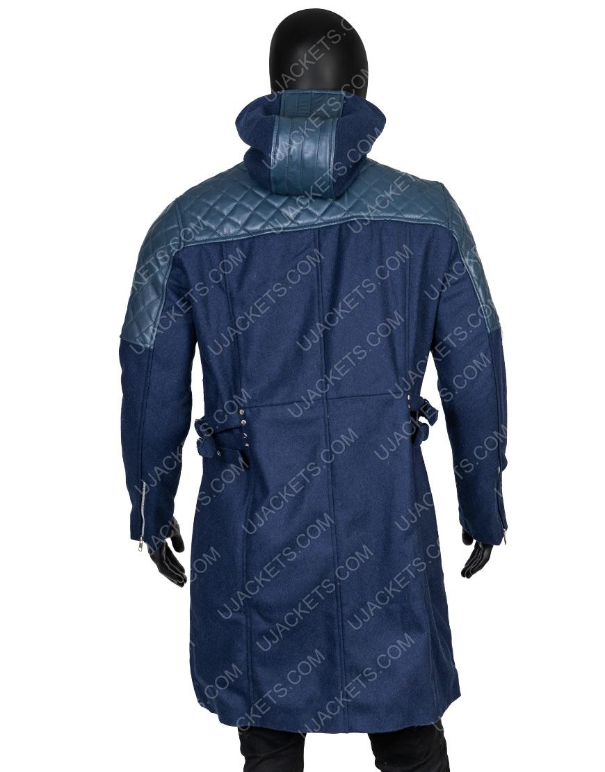 Nero Devil May Cry 5 Blue Coat