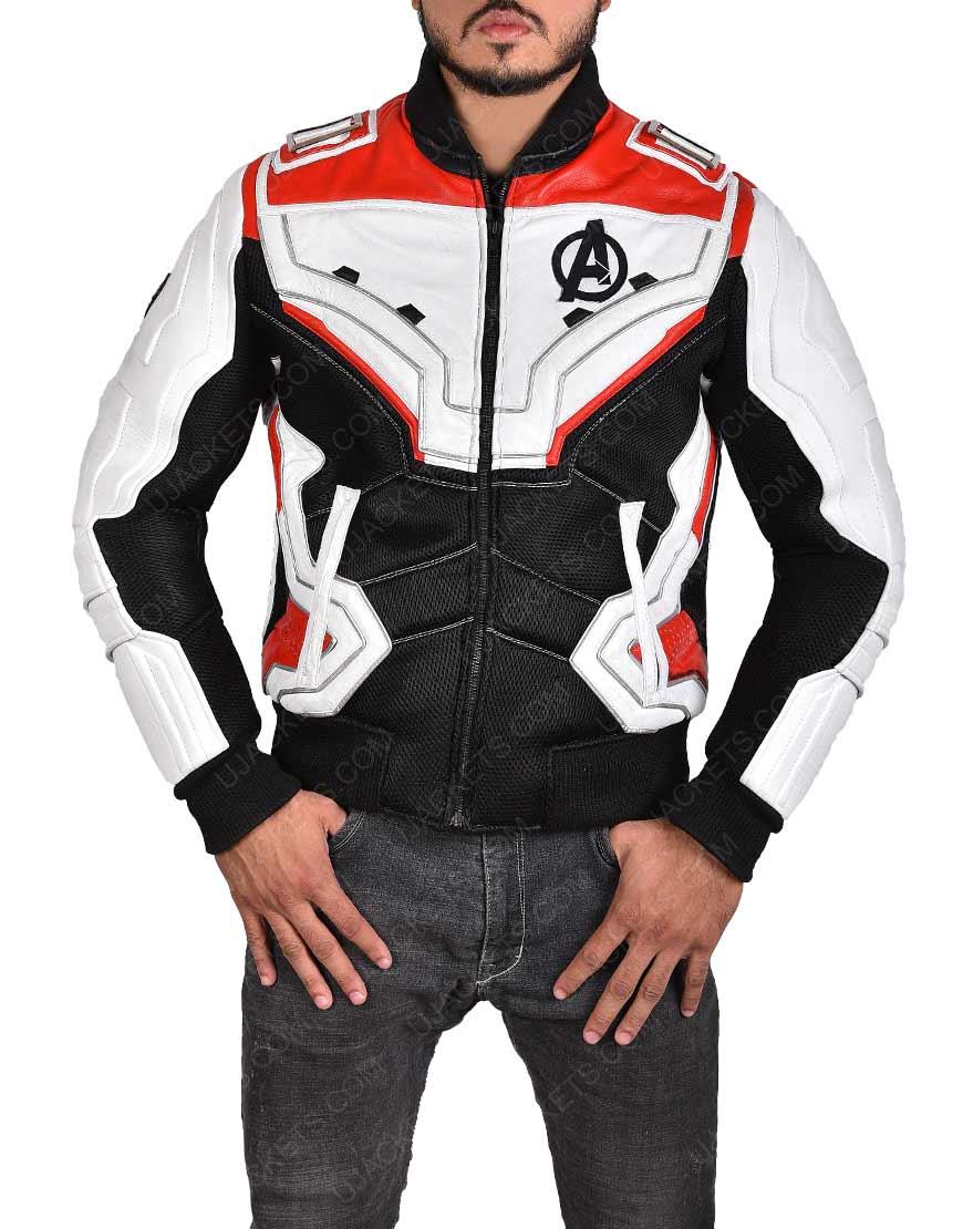 Quantum Avenger Jacket