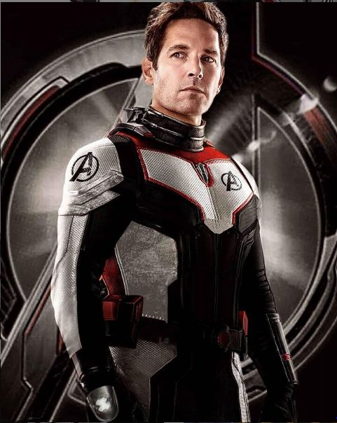 Image result for avengers quantum realm suit