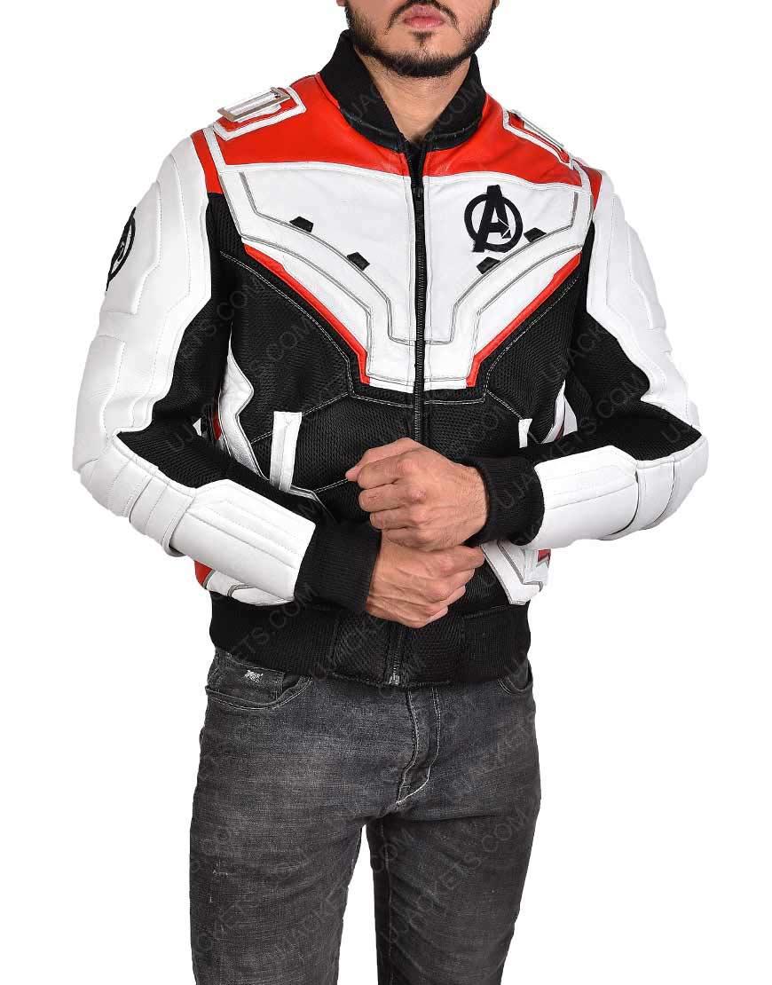 Quantum Avengers Endgame Jacket