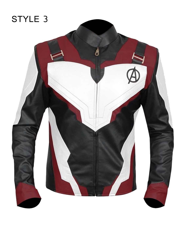 Quantum Avengers Endgame style 3 Jacket