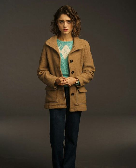 Stranger Things 3 Nancy Wheeler Jacket