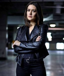 The Blacklist Elizabeth Keen Leather Jacket