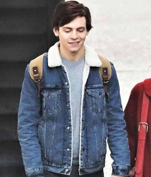 The Chilling Adventures Sabrina Ross Lynch Denim Jacket